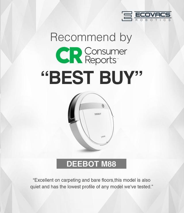 科沃斯荣登美国《消费者报告》最值得买产品榜首-烽巢网