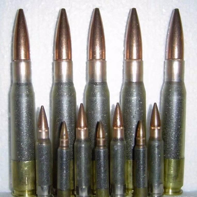 美国复合材料弹壳子弹新动态