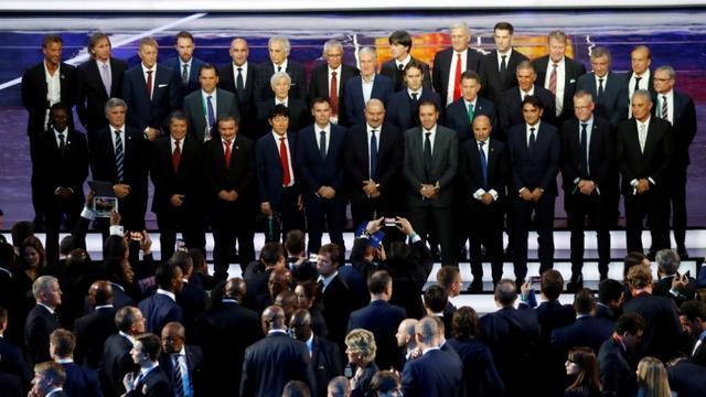 2018世界杯分组形势分析