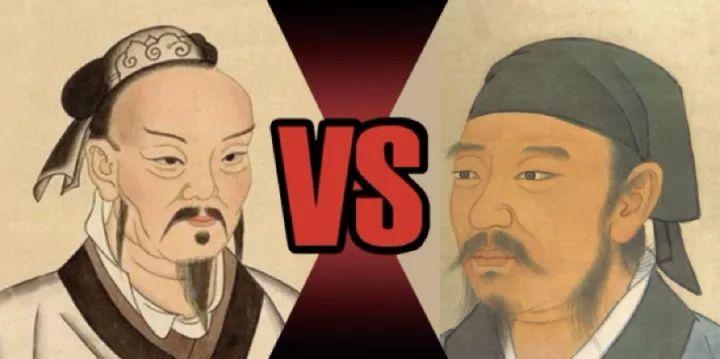 孟子荀子孔子_孟子和荀子均属于儒家,但他们的教育理念截然相反
