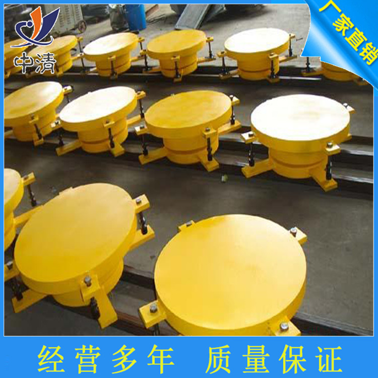 GJGZ型钢结构减震钢球支座_网架钢结构支座供应厂家