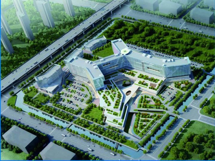 定了 中创区医院今天正式命名为 上海交通大学医学院附属仁济南通医院