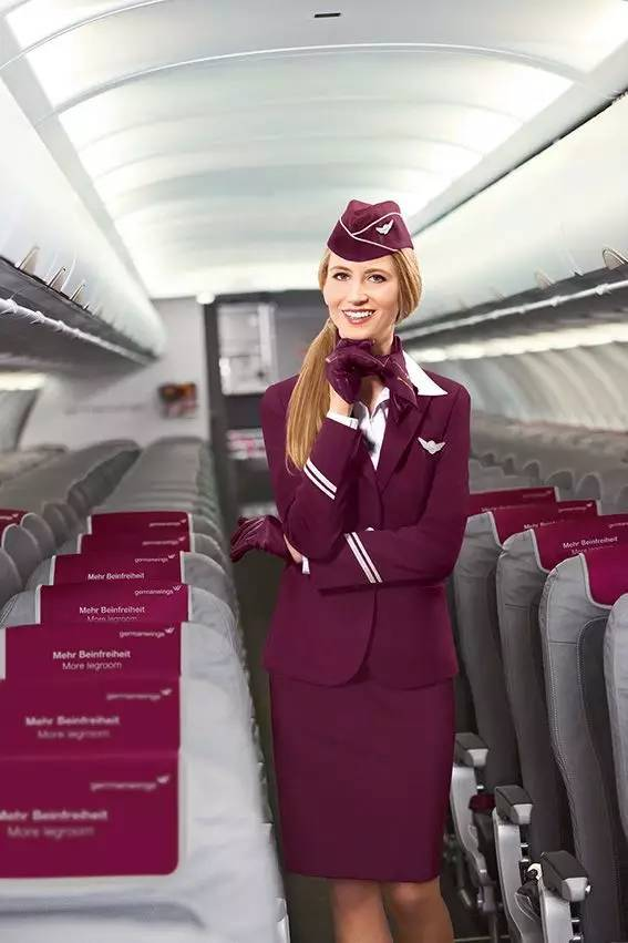 各国空姐大盘点,哪个更让你动心呢图片
