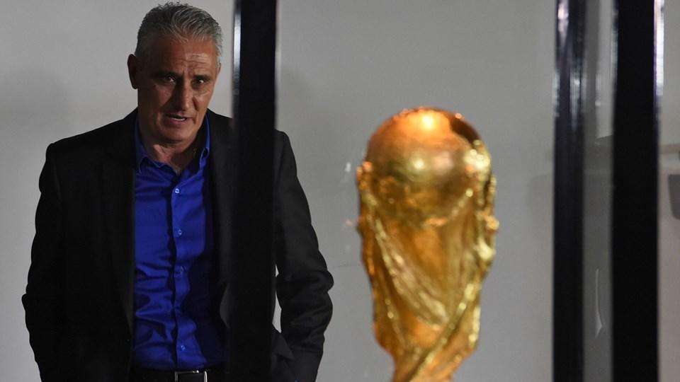 巴西主帅:世界杯难度很大,我们还需要学习