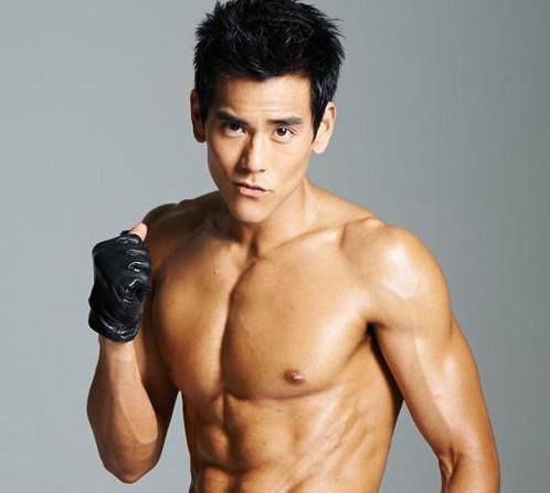 中国娱乐圈10大健身男明星