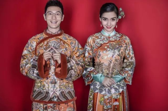 范冰冰,赵丽颖,舒畅…女星们最美的红色嫁衣造型,谁最