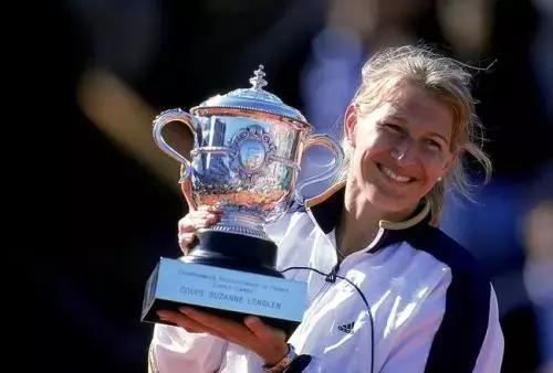 1999年,两代网球女皇的交接