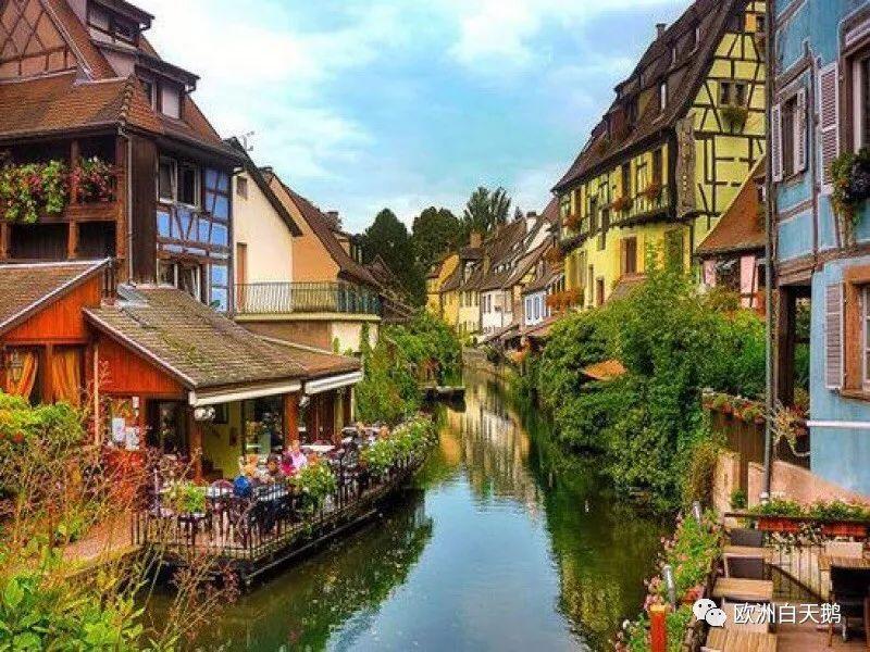 欧洲小镇巡礼:如果能和爱的人在这里终老,我愿用一生等待