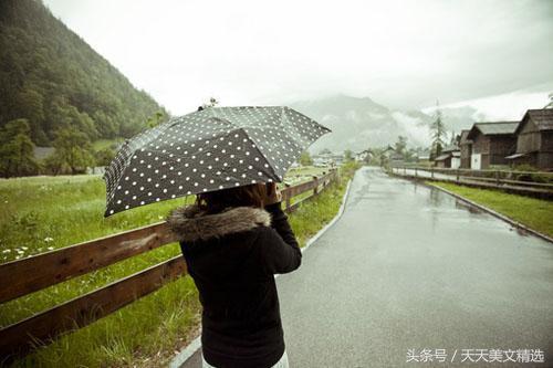 三毛经典爱情语录:红尘十丈,茫茫的人海,竟