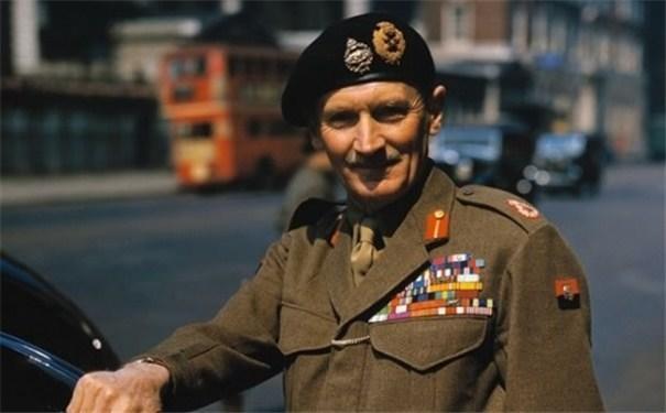 打败了隆美尔的战争英雄却在二战末期一败涂
