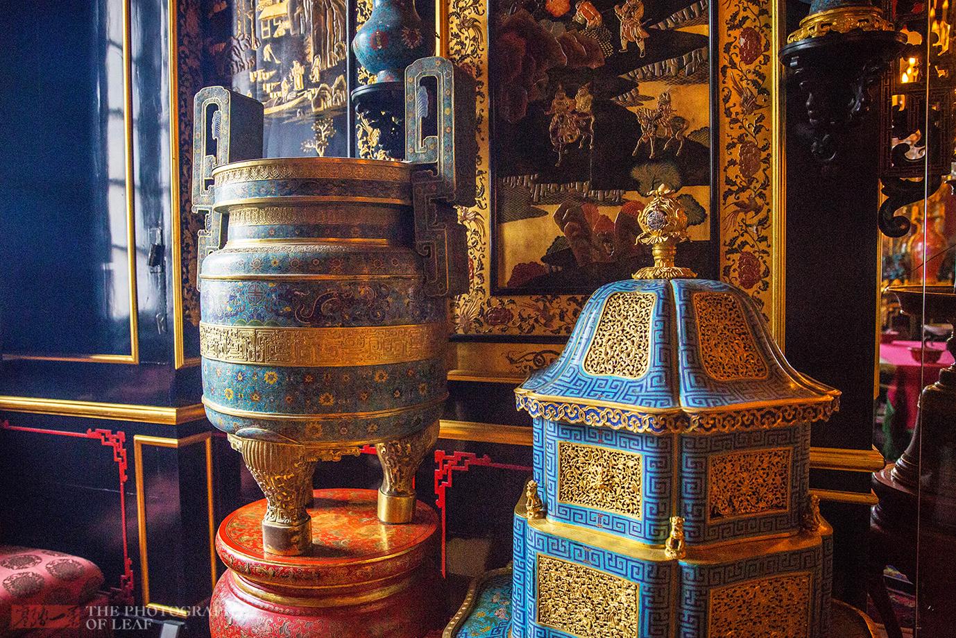 圆明园被抢文物去了哪里?法国人为此造宫殿,3万件国宝堆满屋子