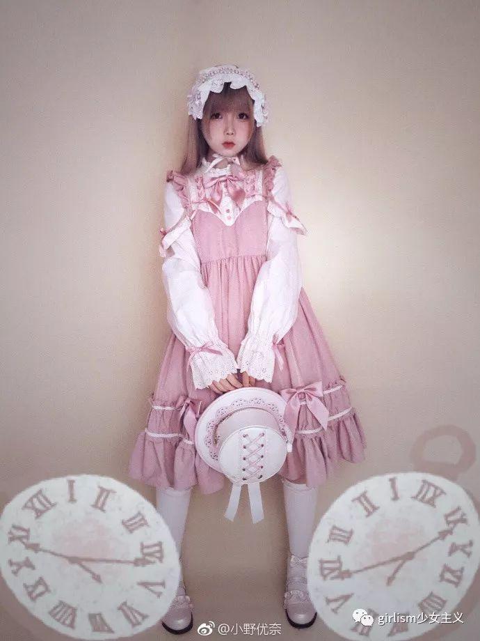 【搭配推荐】lolita每日穿搭!(2017.12.3)图片