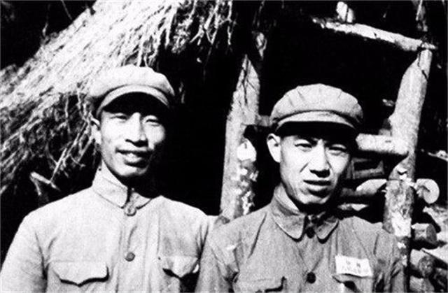 张国焘三定此人的罪, 徐向前三救此人的命, 1955年此
