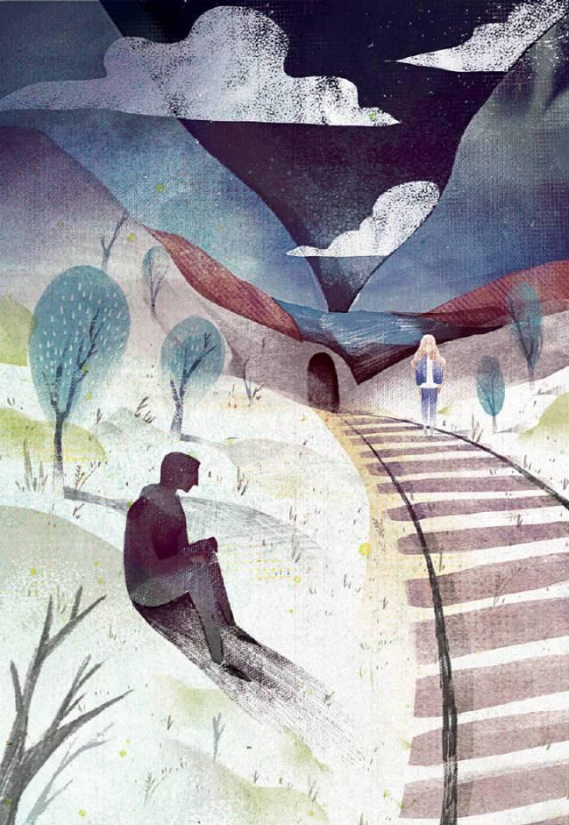 【悦·读·记】穿越爱的荒原,寻找情的慰藉.——《摆渡人》