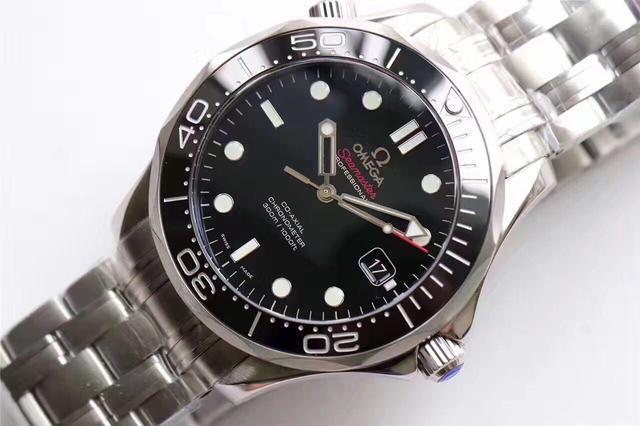 掀起腕间波澜,欧米茄海马300系列腕表品鉴图片
