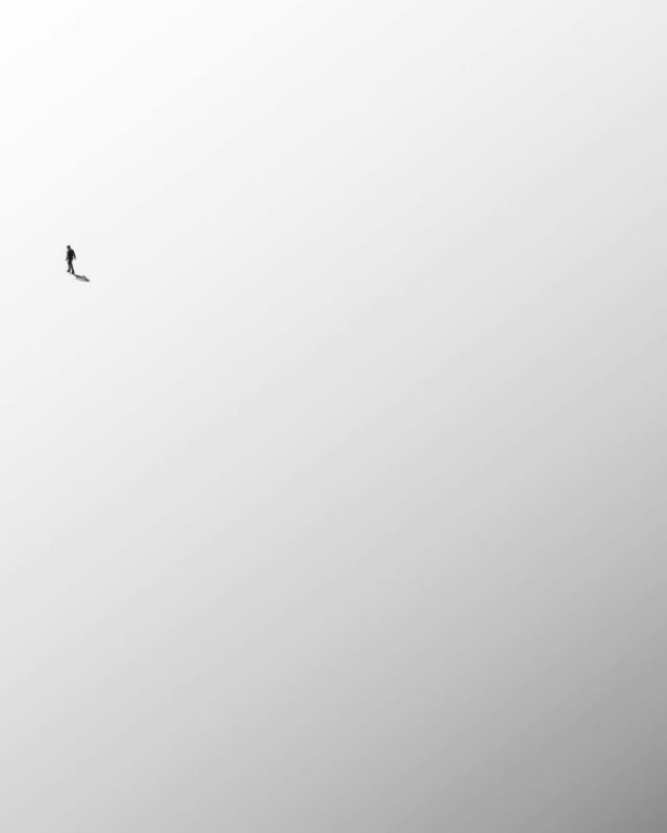 ins黑白线条简笔画