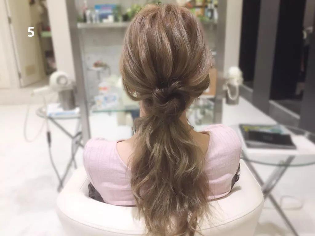 发型师精选8款编发教程,长发的你百变又好看!