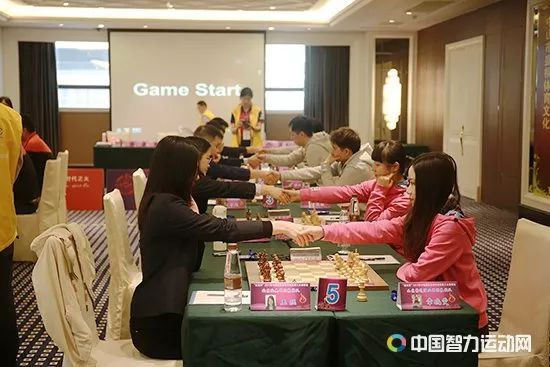 映美杯国象联赛三乡盛桐站:重庆上海依旧 江苏河北位置反转