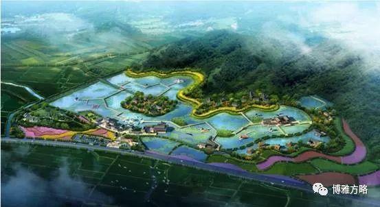岳池新区规划图