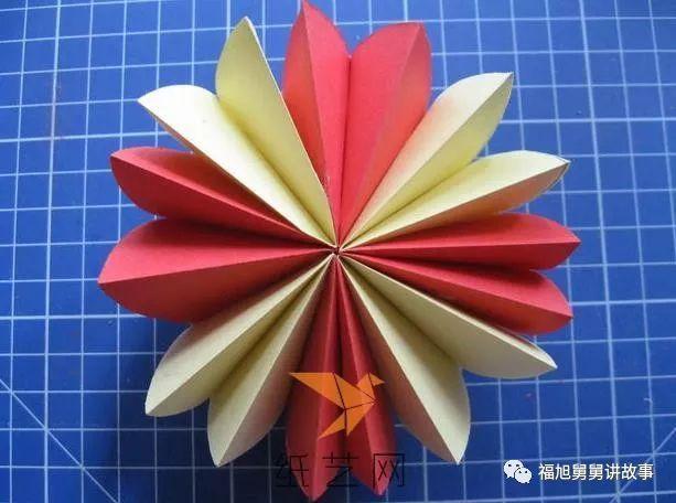 【折纸大全】小花的折纸教程