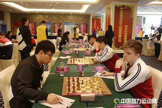 映美杯国象联赛第21轮:北京狙击重庆 河北再超江苏