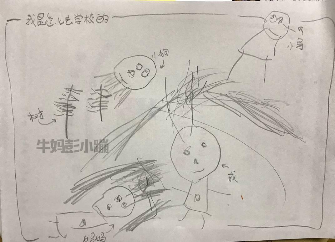 (mini画的——教师节贺卡,文字是我添加的)