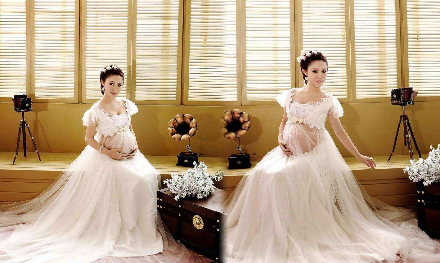 新娘的婚纱照图片_古装新娘婚纱照图片
