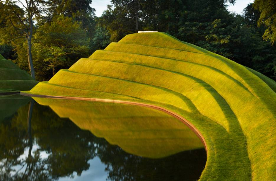 惊叹!关于大地艺术,不能错过这5个景观案例图片