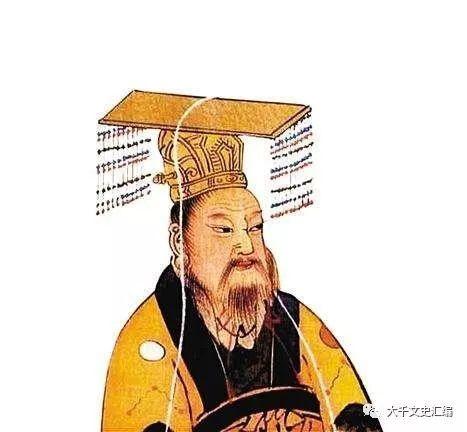 古代历史皇帝排名榜前十名,汉武帝才排第四,第一名千古之帝