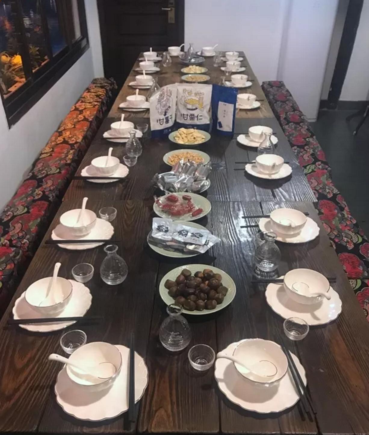 互联网大会的饭桌江湖 '东兴饭局'截胡'丁磊晚宴'的照片 - 11
