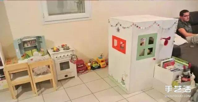 03 04 饮料瓶塑料瓶手工制作幼儿保龄球玩具的方法
