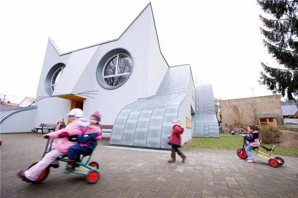 看了这些幼儿园的神设计,我也是服气!