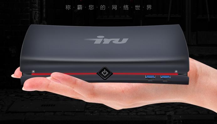 iru-K7迷你小主机-微型独显台式机测试