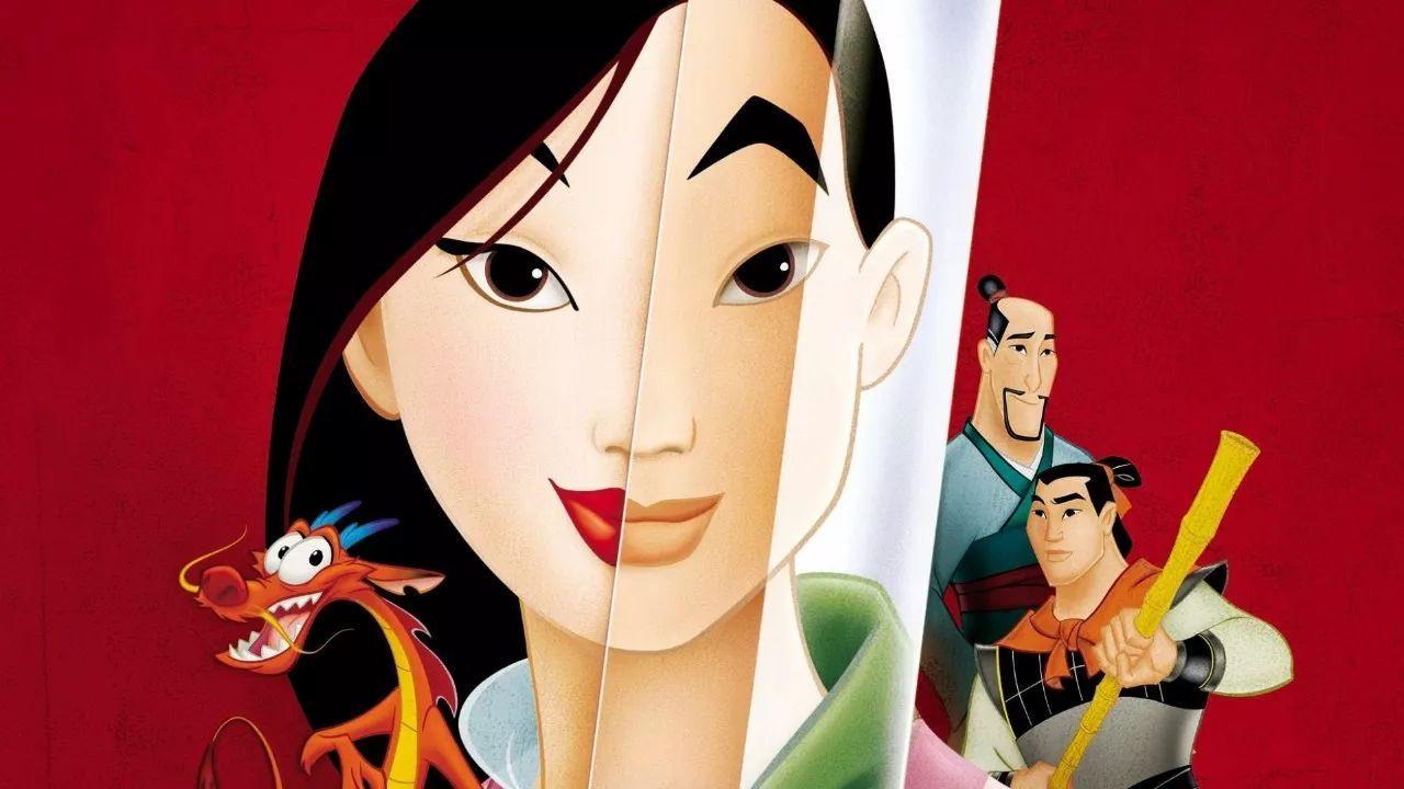 先别急恭喜刘亦菲,20年前 花木兰 的尴尬往事都忘了吗