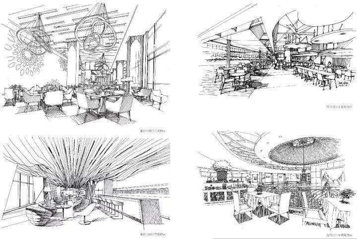 新书推荐|《室内设计手绘线稿基础教程》