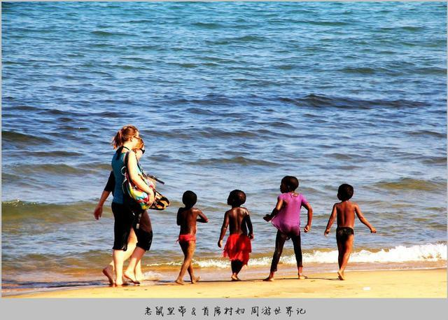 诗人说:儿童是成人的父亲。博主为马拉维儿童拍的写真集一