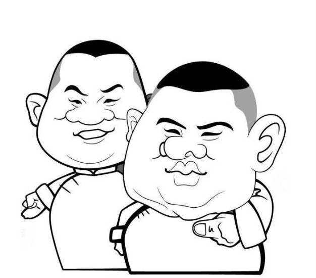 动漫 简笔画 卡通 漫画 手绘 头像 线稿 626_550