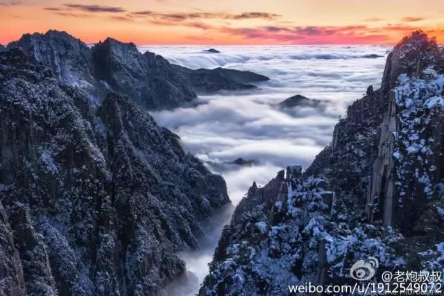 2018安徽最佳旅行时间表!一个月一个地方,收好备查!