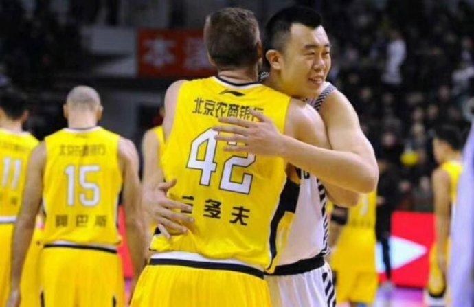 北控男篮胜广州