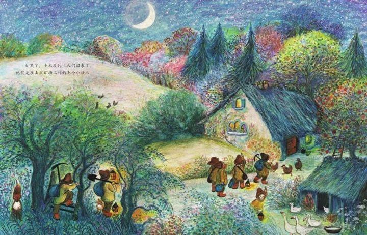 当经典童话遇上艺术大师,这才是值得孩子聆听与