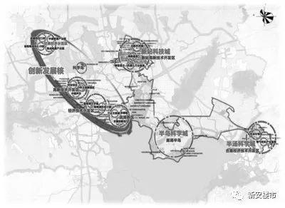 合肥综合性国家科学中心取得重大进展,近期启动滨湖科学城规划,谋建环图片