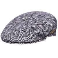 angol Men's Wool Herringbone 504 Cap