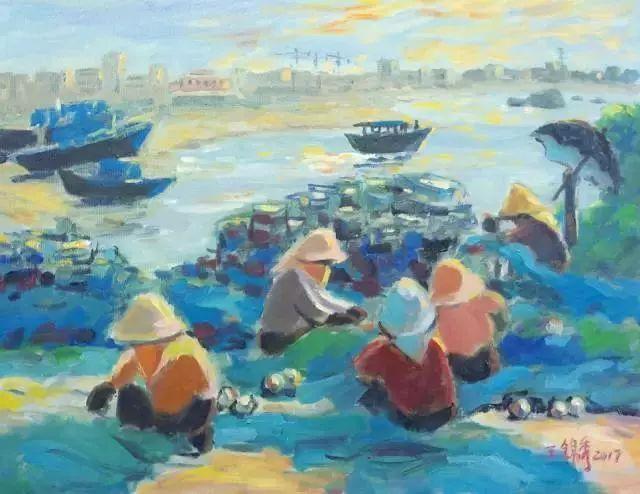 丹青缘 两岸情 山水田园 创意十二月 特邀10位台湾艺术家,一个个大有来头