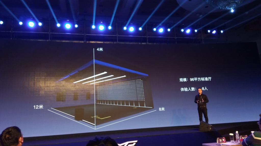 艾葵斯发布新版 VR 线下体验系统,只需 1 位运营人员