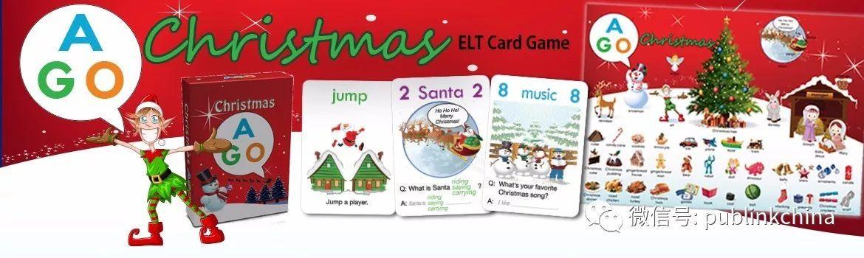 圣诞节玩什么-ago英语扑克圣诞系列