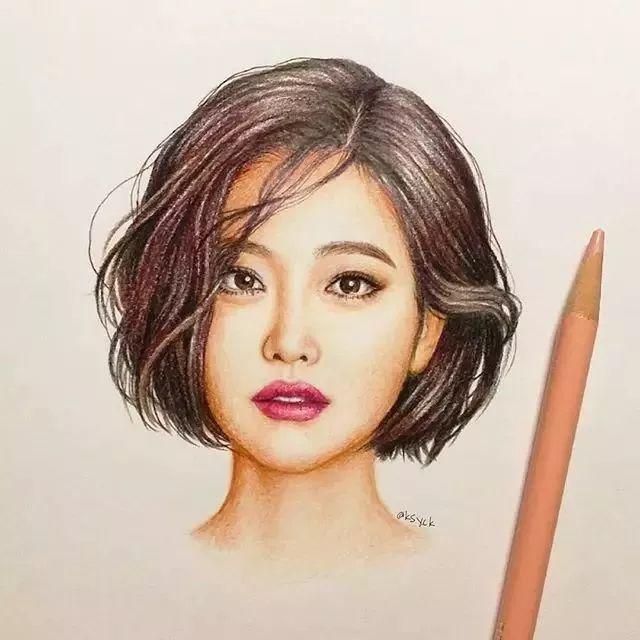 给脸要不2(手绘头像合集)_搜狐时尚_搜狐网