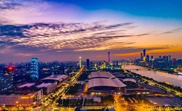 广州正在大力建设 枢纽型网络城市 进一步巩固和提升国家重要中心城市