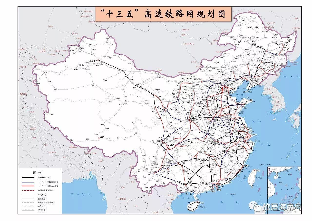 2040年武汉高铁规划图