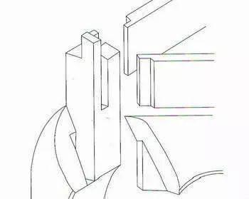 工程图 简笔画 平面图 手绘 线稿 350_279