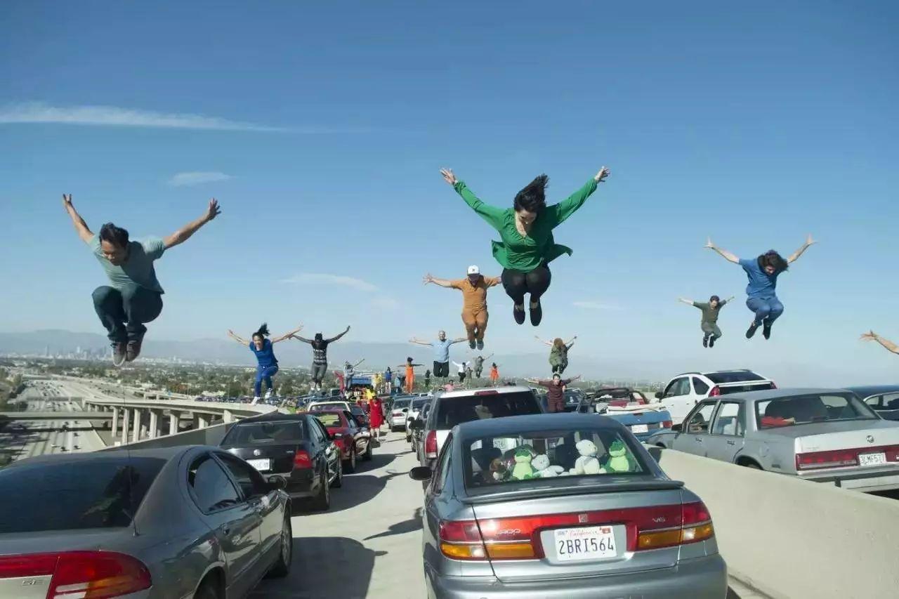 锦囊 | 洛杉矶的剁手节,画风竟然这么华丽?!
